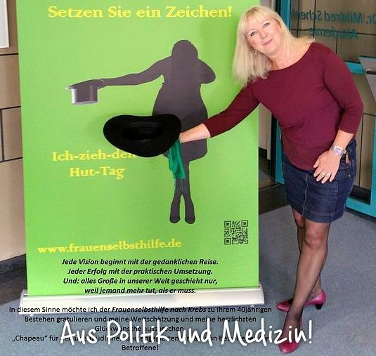 Aus Politik und Medizin!_Cornelia Burgardt_max720x540